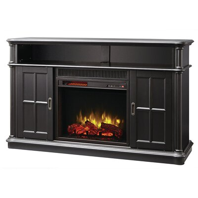 Albion 60 TV Stand with Fireplace