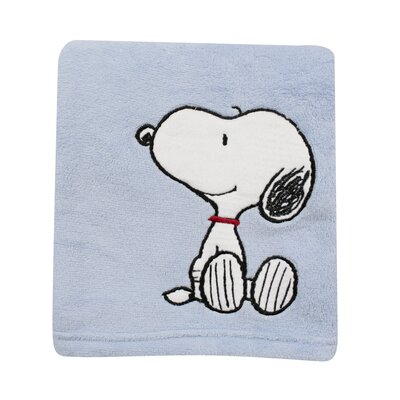 Bedtime Originals Hip Hop Snoopy Polyester Blanket at Sears.com