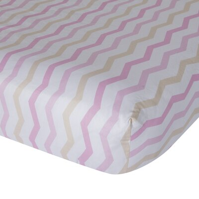 Ellie Crib Fitted Sheet