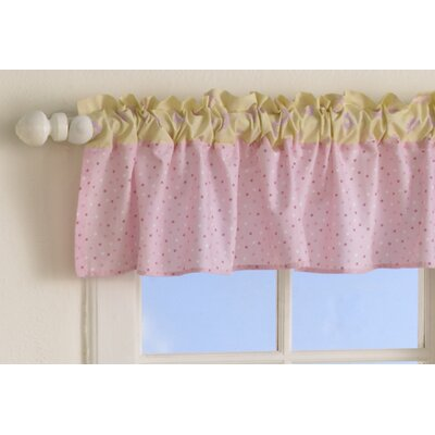 Butterfly Garden Window Valance