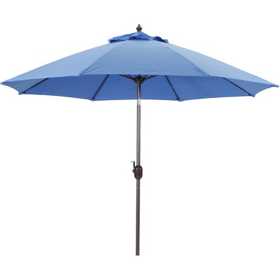 9 Market Umbrella Fabric: Navy