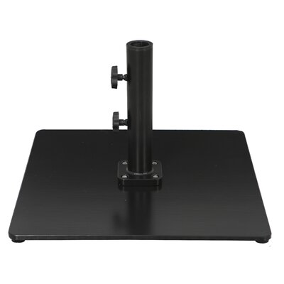 Commercial Steel Plate Umbrella Base