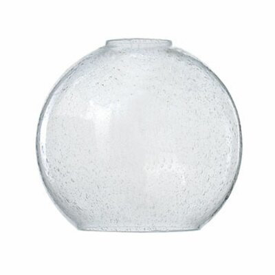 Vivo 7.5 Glass Sphere Pendant Shade Color: Clear