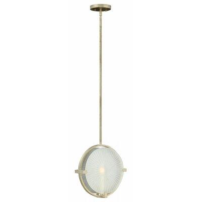 Helios 1-Light Globe Pendant