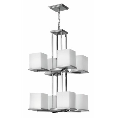 Soho 8-Light Candle-Style Chandelier