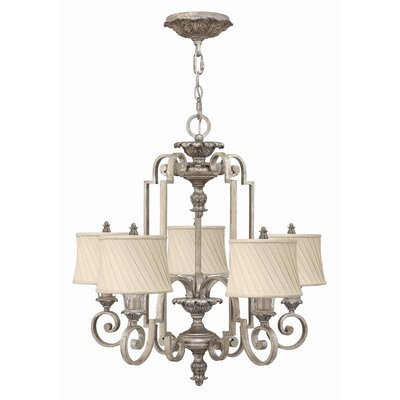 Kingsley 5-Light Shaded Chandelier