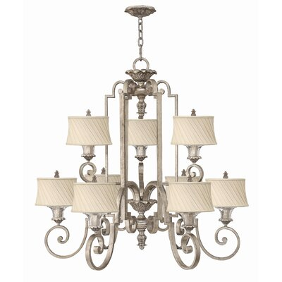 Kingsley 9-Light Candle-Style Chandelier