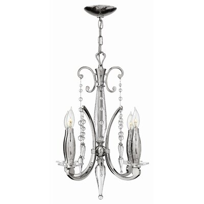 Alexandra 4-Light Mini Chandelier