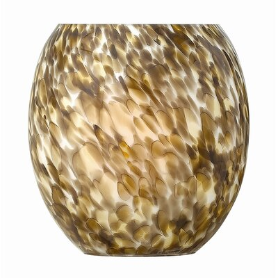 5.8 Glass Sphere Pendant Shade Finish: Desert