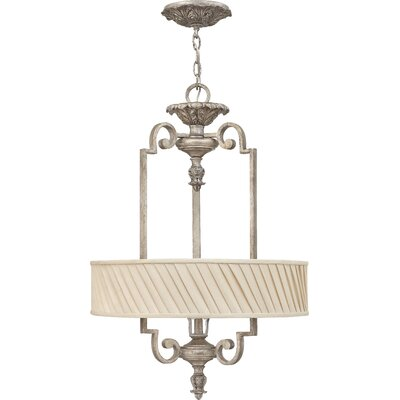 Kingsley 3-Light Foyer Pendant