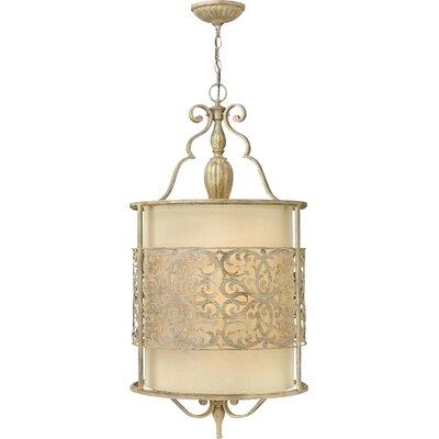Carabel 4-Light Foyer Pendant