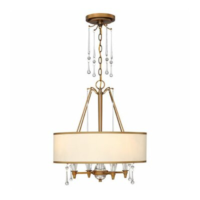 Bentley 4-Light Drum Chandelier