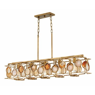 Lucia 5-Light Kitchen Island Pendant