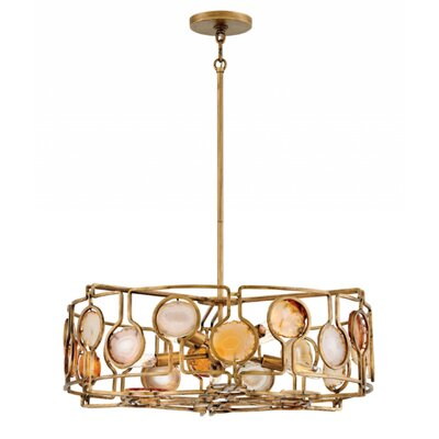 Lucia 8-Light Foyer Pendant