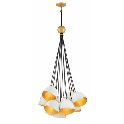 Nula 15-Light Cluster Pendant