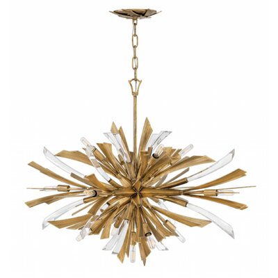 Vida 13-Light Sputnik Chandelier