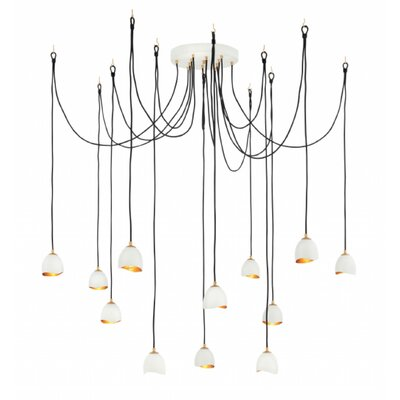 Nula 12-Light Cluster Pendant