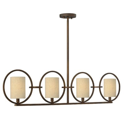Pandora 4-Light Kitchen Island Pendant