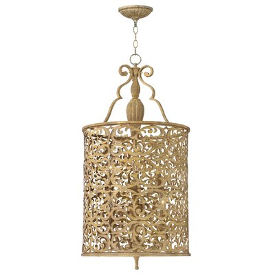 Carabel 6-Light Foyer Pendant