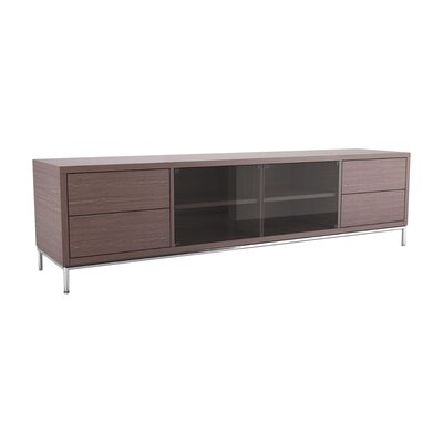 Lenox TV Stand Finish: Walnut