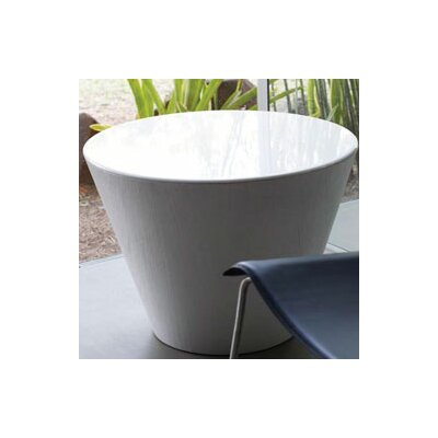 Dorset End Table Color: Rovere Grigio/Black