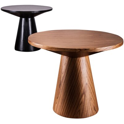 Eyre End Table Finish: Teak