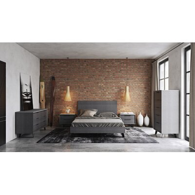 Amsterdam Platform Configurable Bedroom Set
