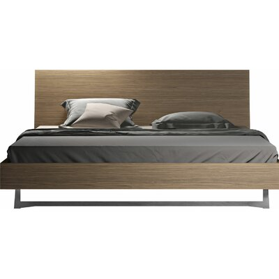 Broome Platform Bed Size: King