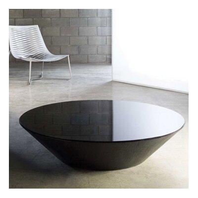 Coffee Table Finish: Rovere Grigio/Black
