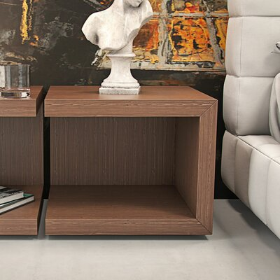 Ludlow Nightstand Color: Walnut