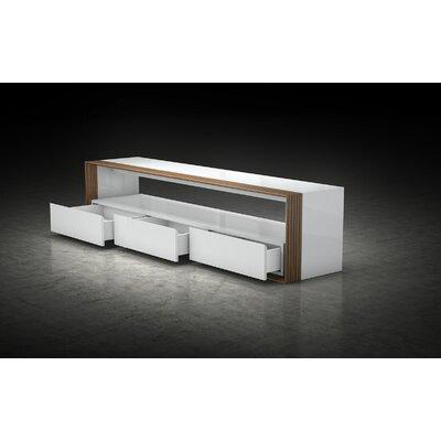 Beckenham TV Stand Size: 18 H x 79 W x 20 D