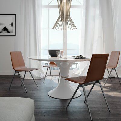 Waterloo Dining Table Size: 30 H x 36 W x 36 L