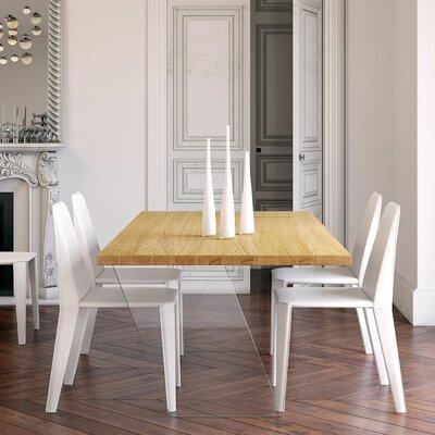 Venezia Dining Table Top Finish: Natural Oak