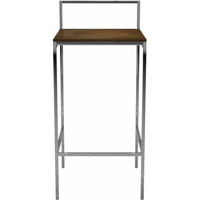 Udine 30 Bar Stool Finish: Canaletto Walnut
