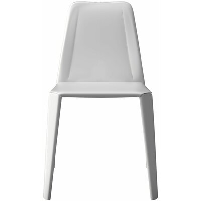 Grosseto Side Chair (Set of 2) Finish: Reclaimed White