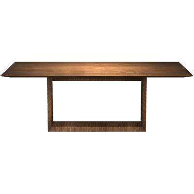 Greenwich Dining Table Size: 30 inch H x 87 inch W x 45 inch D