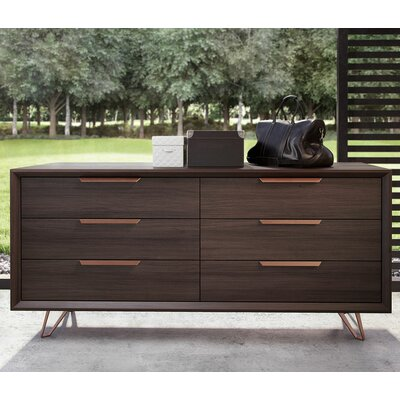 Grand 6 Drawer Dresser