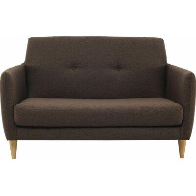 Torvi Loveseat Upholstery: Chestnut