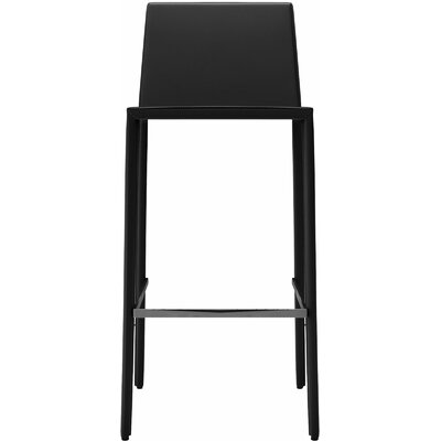 Sanctuary 30 Bar Stool Finish: Black