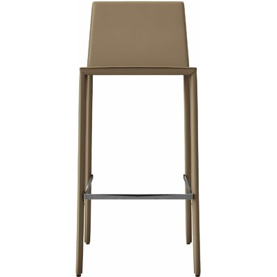 Sanctuary 30 Bar Stool Finish: Dark Beige