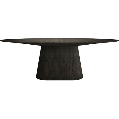 Sullivan Oval Dining Table Finish: Gray