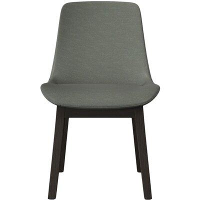 Mercer Side Chair (Set of 2) Upholstery: Gray