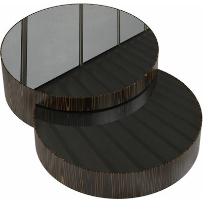 Berkeley Coffee Table Finish: Cathedral Ebony