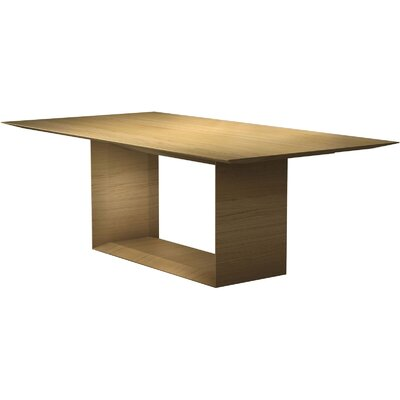 Greenwich Dining Table Size: 30 H x 87 W x 45 D