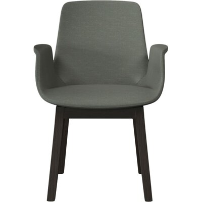 Mercer Arm Chair Upholstery: Graystone