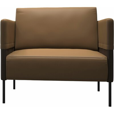 Allen Armchair Finish: Safari/Fendi