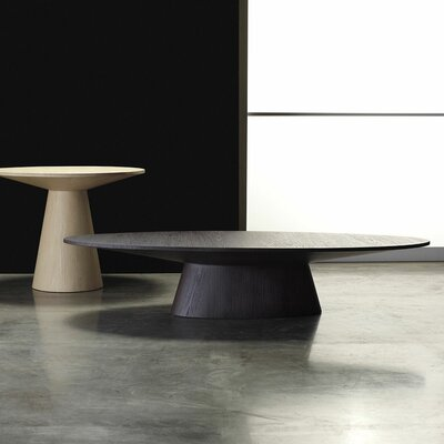 Eyre Coffee Table Color: Black Oak