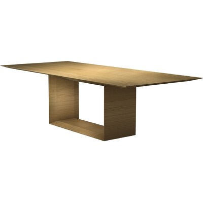 Greenwich Dining Table Size: 30 H x 106 W x 45 D