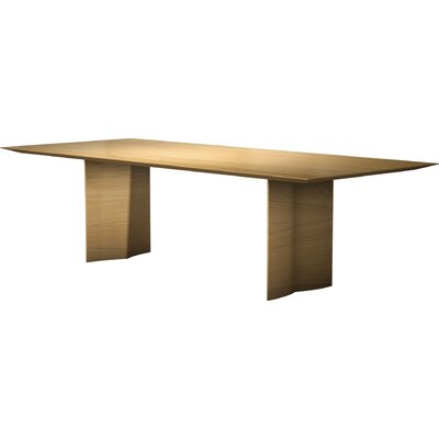 Soho Dining Table Finish: Natural Oak