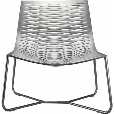 York Lounge Chair Finish: Bright White